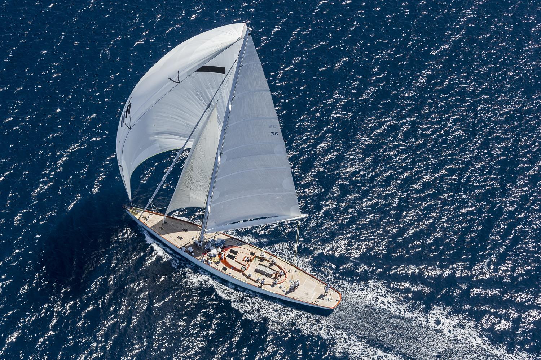 "GAIA, Sail n: , Nationality: SWE, Length: ""30,62"", Class: B, Designer: Spirit Yachts, Builder: Spirit Yachts Day 1"