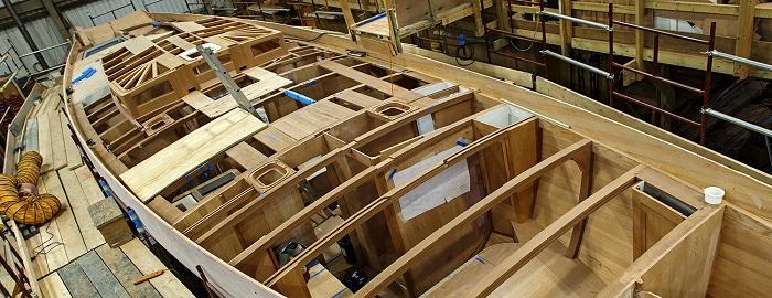 Spirit Yachts 63 Deckhouse