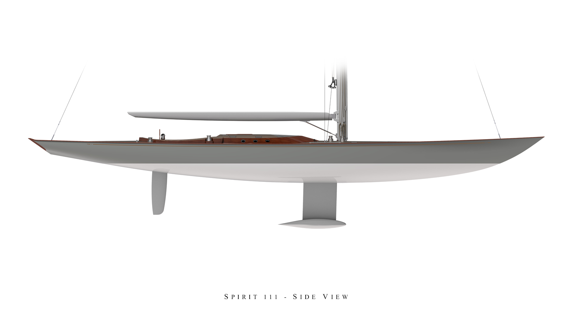 Spirit 111 - Side View