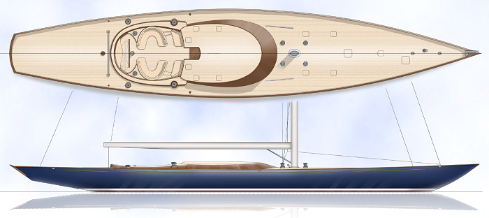 Spirit 111 superyacht