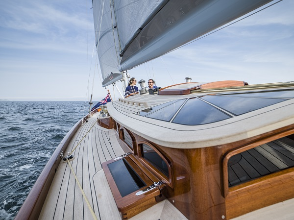 An owner's perspective: DH63 interview | Spirit Yachts