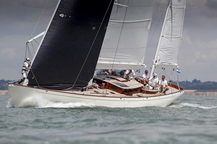 Spirit Yachts,Panerai 2018