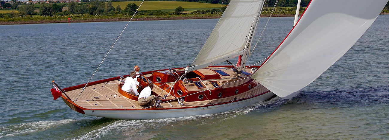 Spirit 52 | Classic Sailing yacht