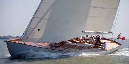 Spirit Yachts | Nazgul Classic 76 | Wooden yacht builders