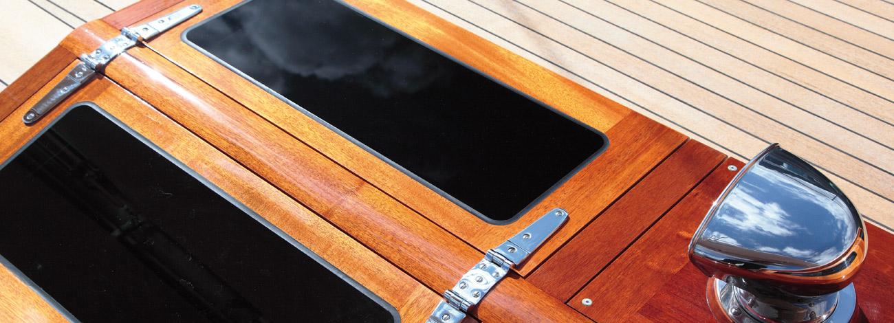 Sprit DH60 | Deck | Luxury Sailboat Designers