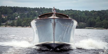 Spirit P35 Front | Ali Baba | Power Boat
