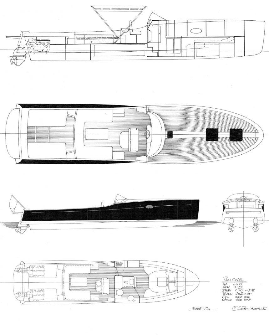 Spirit P40 Coupé