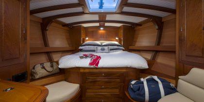 Spirit Yachts C65 Cabin | Chloe Giselle