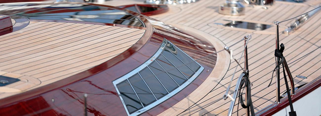 Spirity Yachts C74 Deck | Spirit of Galatea