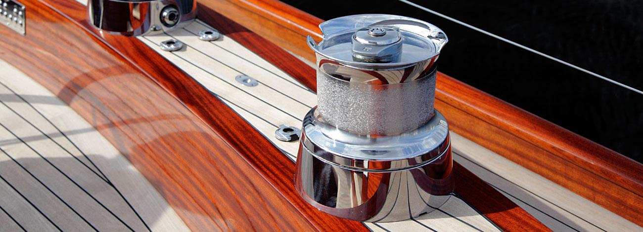 Spirit Yachts C74 Deck Detail | Spirit of Galatea