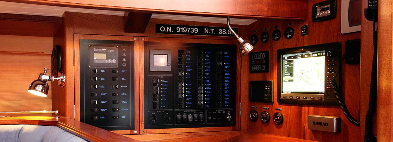Spirit Yachts C74 Navigation