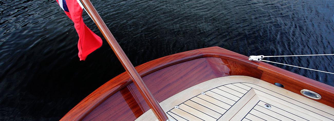 Spirity Yachts C74 Stern